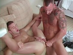 Buddies pounding Doggy