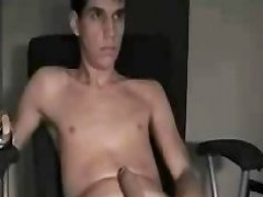 enormous knob young boy Jerks