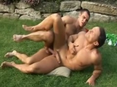 crazy Stefano And Lucas Difubbiano plowing
