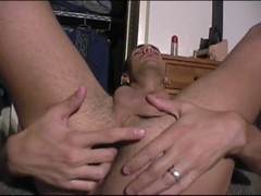 lovely young twink wanks thick penis And Fing