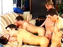 a lot of dicksucking On The bed With Wicked And friends