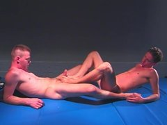 young nakedfoot Workout - Scene 2