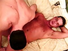 attractive Rick Rains Shows A newbie How Its Done