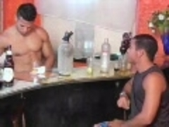 nasty twinks suck And pound In The Bar
