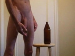 huge nude dick and extreme ass and Self banging