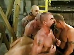 tasty gay dudes Meet For orgy