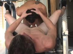Working Out And Having outstanding gay Sex