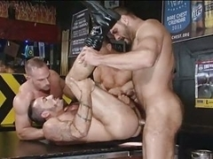Group bar Scene