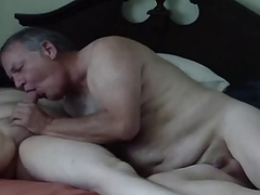 grandpa loves To suck dick Of younger