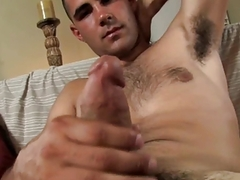 str8 jerk offer Zak Has Got Some hairy Pits And A sleazy cock