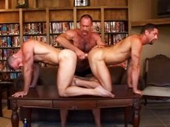 Colton Ford Dbl dildo bang