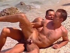 ball batter Loving Muscled homosexual studs Whacking S