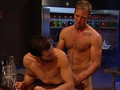 Jason Hawke And Marcos David, Rides A big dick!