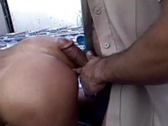 homosexual Officers enjoying Each Other In Office