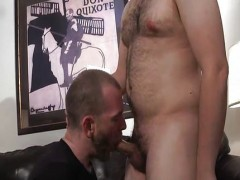 Straight stud gets A oral enjoyfellowst