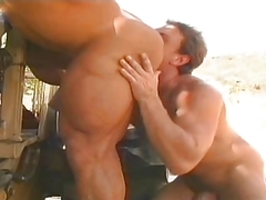 Tom Katt And anotthis fellowr Muscle twink