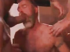 plowing 3some With big cock