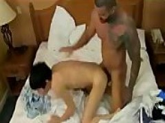 juicy Tattooed daddy fucks Hard A filthy Tw-nk