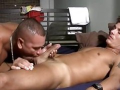 delicious Latin mans arse hammering