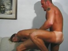 naughty gay 3some banging