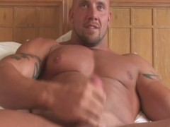 Bald Large tasty worthwhile Bodybuilder