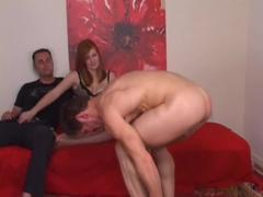 str8 copulates My Wife As I Watch,join In.