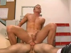 pounding The OFFICE twink