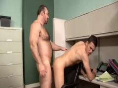 My unshaved Boss Brad Kalvo And Liam Tr0y