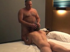 Johnny Rides daddy's dick