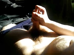 cute Masturbation And orgasm On The Floor.