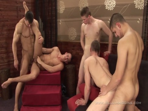wank Party 2014 #2, Part 2