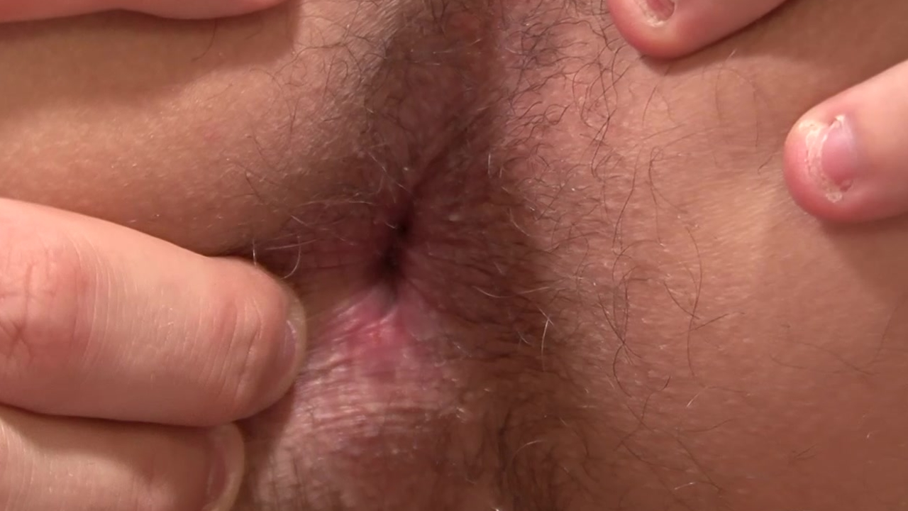 homosexual dude receives hellos ass gooed - Factory video
