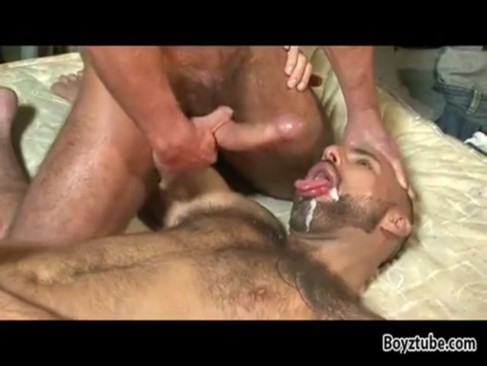 Paddy O Brian And Jonathan Agassi
