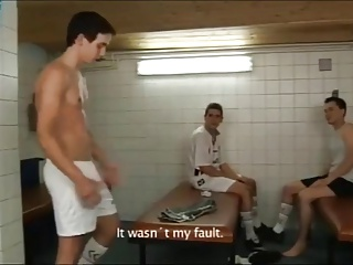 twink group sexed In The Locker Room