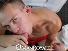 manRoyale lustful Y-ung twinks receive Down For Sex