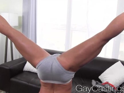 gayCastings guy Shows How you Should bang On