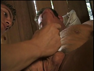 Hunky homosexual Sodomize dirty a-hole