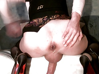 spreading anal, Gaping, Sqiurt And greater amount