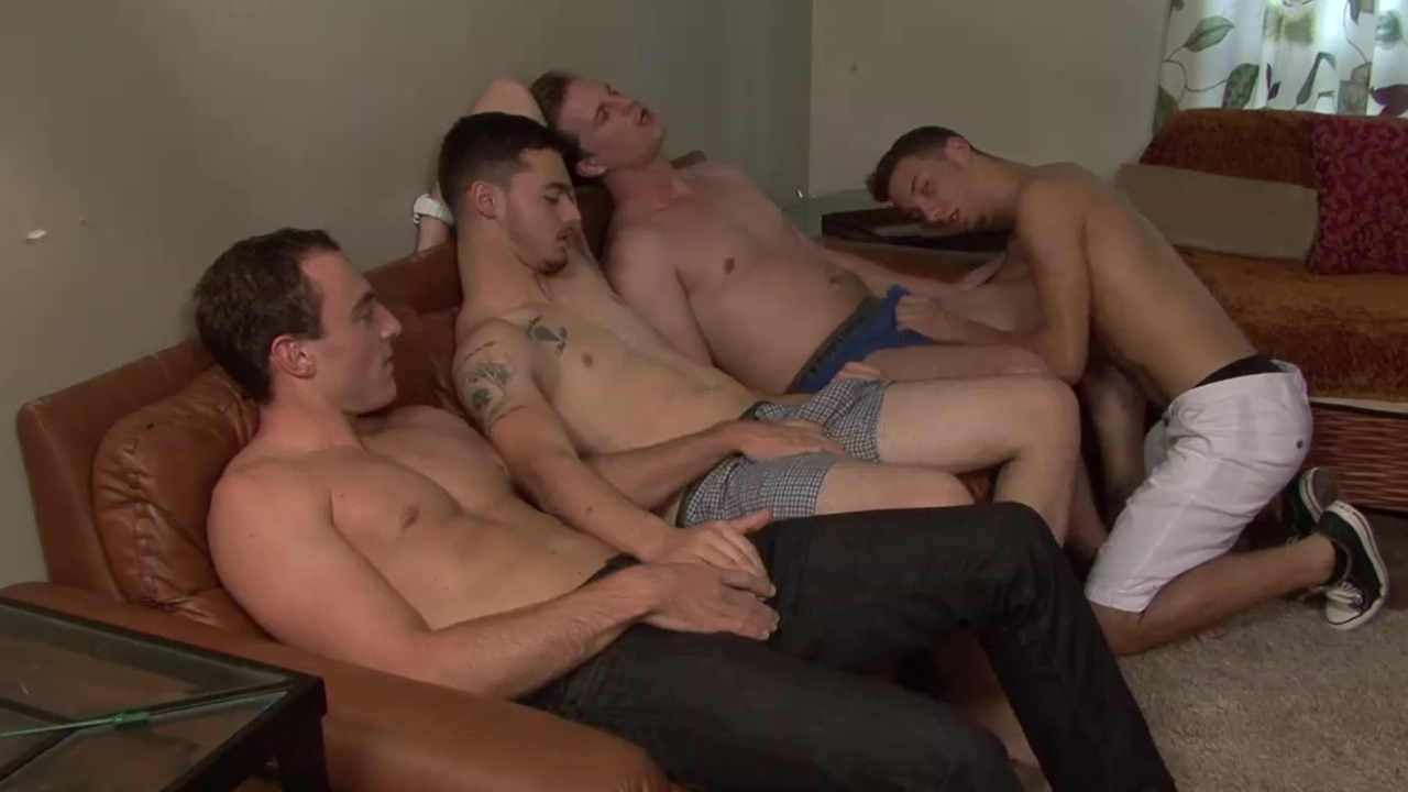 The 4 Musky Queers - Factory movie