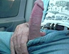 Was Jerking In My Car And At The Beach, I Ran Out Of Memory On The camera, So Had To finish off At Home Pt2