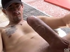 Latino Solo huge cock