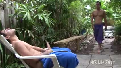 kinky pleasure outdoors - Factory video