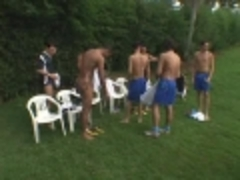 naked Brazilian Games