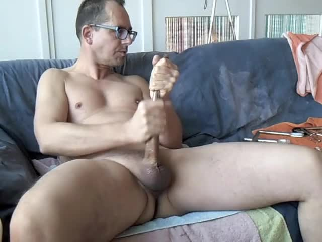 Stuffing My knob With My enchanting 17mm Sound, hawt ejaculation And Off Course; ejaculation rerepeats  In Slow Motion And Close Up!