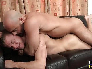 homosexual team banged doggy style
