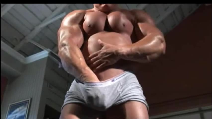 Russian American Contractor. Professional Bodybuilder As Well. Very nice.