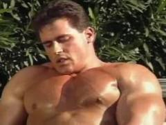 Mr. Muscleguy - Jerking By Tthis chab Pool
