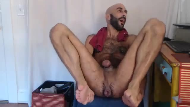 Recorded Show From Tuesday August 26th. Monster toys And butt Play On cam4.