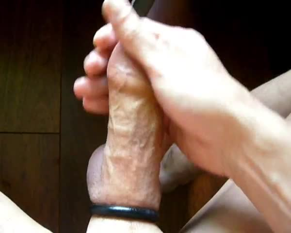 Playing With My dick Until It cums And cums And cums And .