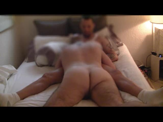 Watch My humongous booty Bouncing As I suck his humongous ramrod And Eat his hawt booty.  Then he copulates Me horny And Comes Inside (not Bb).  final